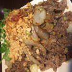 GOI BO(ゴイ ボー)<br><span>牛肉とキャベツのサラダ</span>